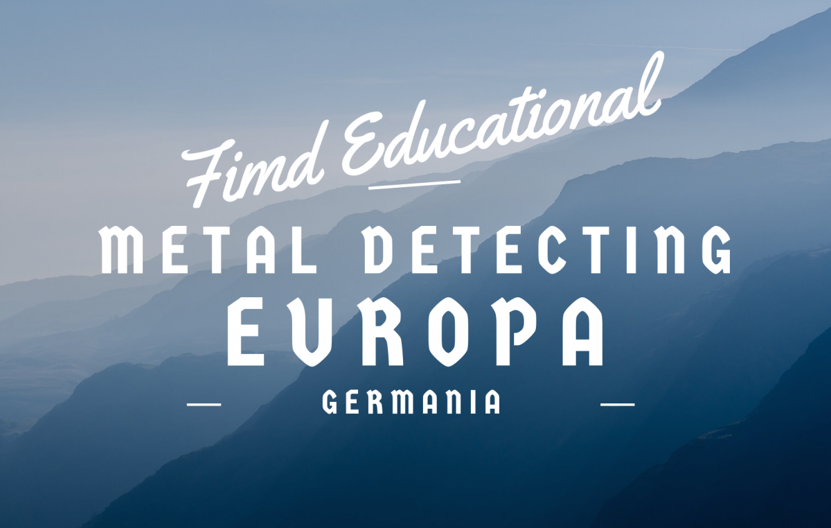Metal Detecting EU – Germania