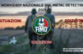 1° WORKSHOP NAZIONALE SUL METAL DETECTING